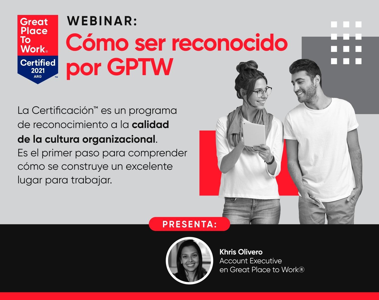 Cómo ser reconocido por GPTW