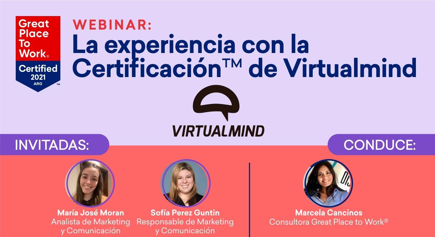 La experiencia con la Certificación ™ de Virtualmind