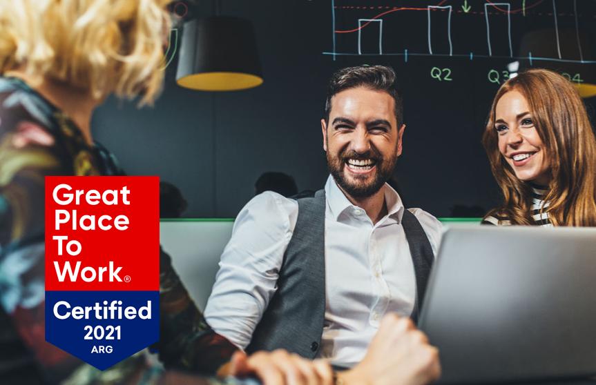 ¿Qué es la Certificación™ de Great Place to Work®?